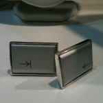 Apple mac cufflinks