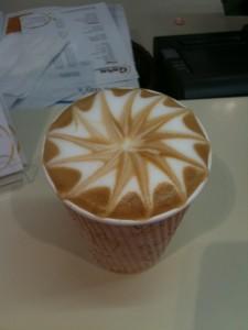 Guru cappuccino, Parktown North
