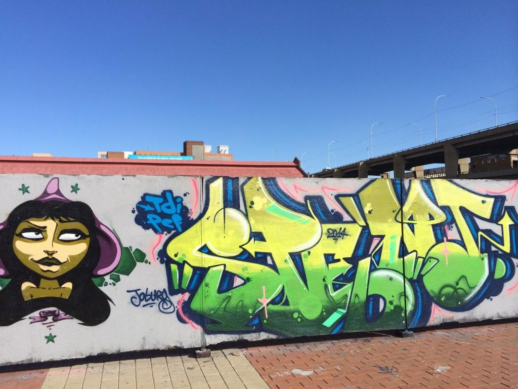 Graffiti BTTC 1