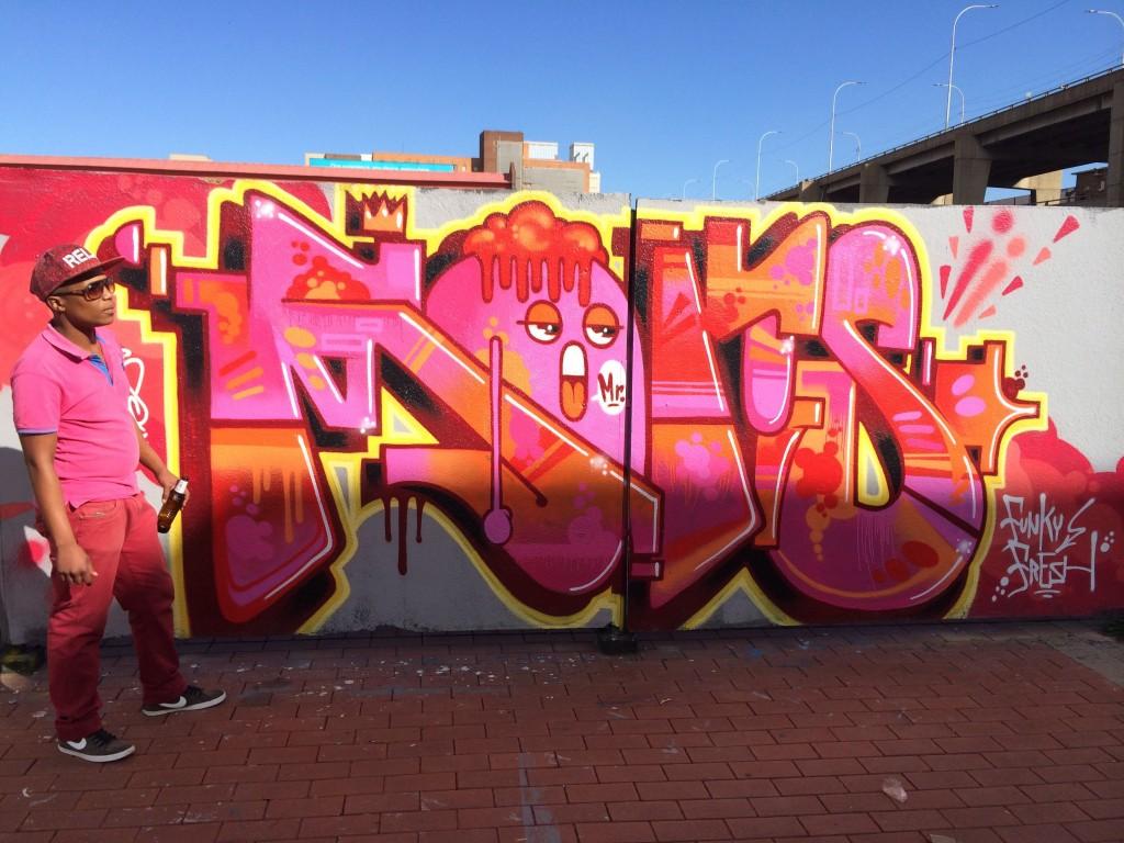 Graffiti BTTC 2